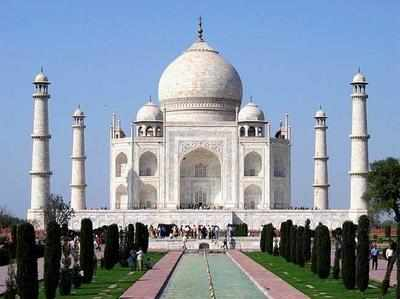 ताजमहल (फाइल फोटो)