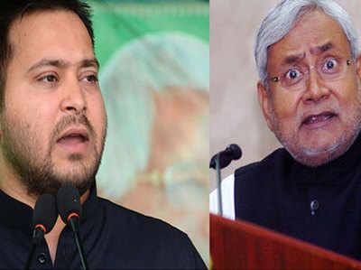 नीतीश कुमार और तेजस्वी यादव (फाइल फोटो)