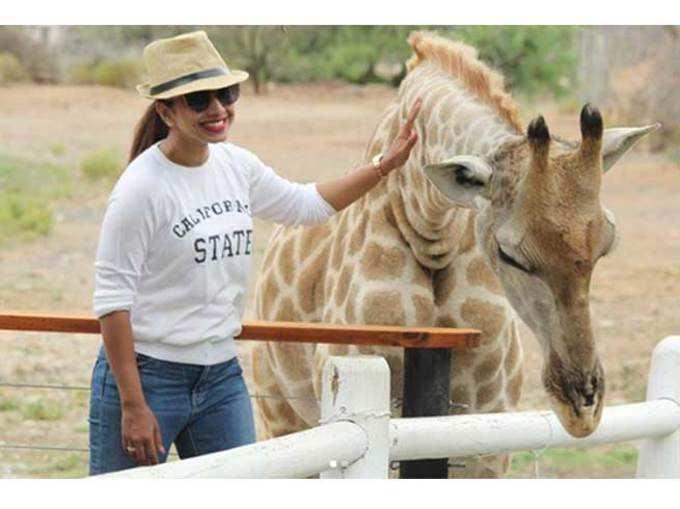 श्रेया बुगडेचा दक्षिण आफ्रिका दौरा
