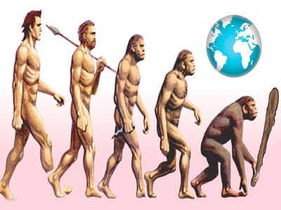 डार्विन का क्रमिक विकास सिद्धांत