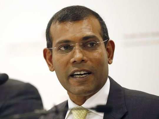मालदीव संकट: पूर्व राष्ट्रपति ने भारत से की त्वरित कार्रवाई की मांग