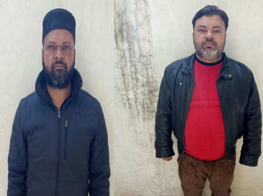 चंदन की हत्या के आरोपी वसीम और नसीम भी गिरफ्तार.