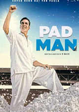 padman movie review in english