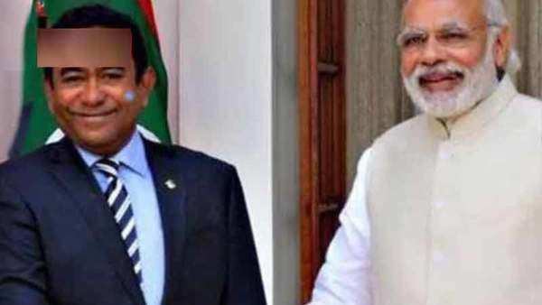 maldives crisis maldives closeness with china can be a problem for india