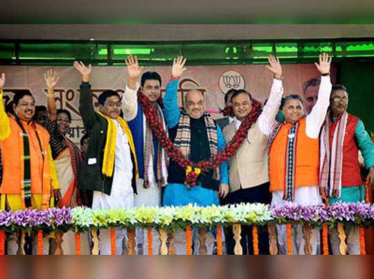 ত্রিপুরা ভোট: ধনী প্রার্থীতে ১ নম্বরে BJP, অপরাধেও