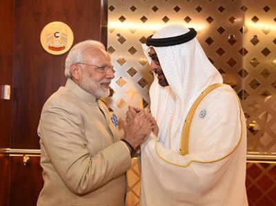 दोनों देशों ने आतंक के खिलाफ लड़ाई की बात की