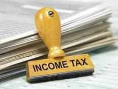 income tax slabs for the year 2018 19