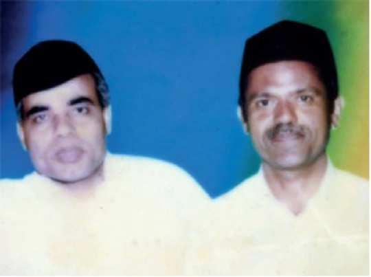 फाइल फोटो: 1993 में नरेंद्र मोदी के साथ मूलचंद राणा