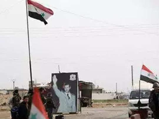 'गुंतवणुकी'ची सीरियात वसुली
