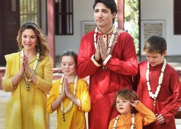 नमस्ते इंडिया