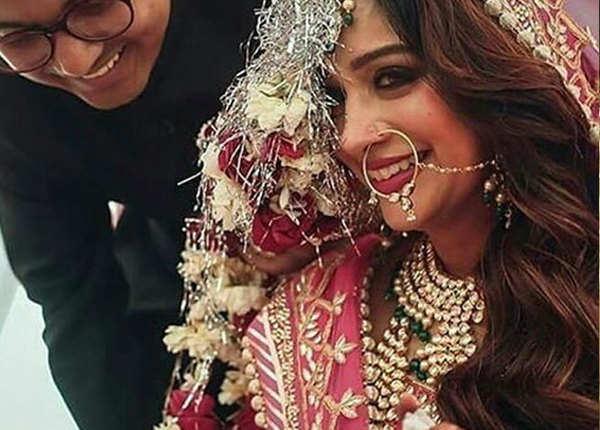 'ससुराल सिमर का' ऐक्ट्रेस सिमर ने रचाई शादी