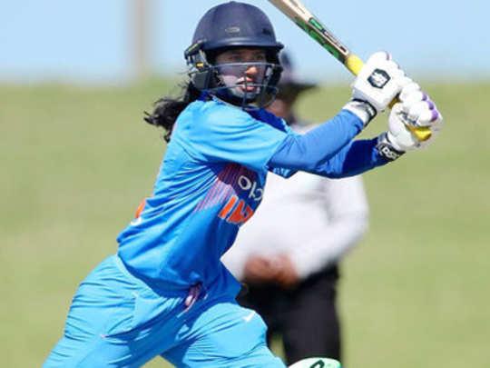 भारतीय महिला संघाने जिंकली टी-२० सिरीज