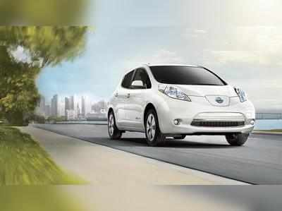 Nissan's electric vehicle, the Leaf, which stands for Leading Environmentally-friendly Affordable Family car, is a compact 5-door hatch and was initially introduced in Japan and the US back in 2010. The Nissan Leaf comes equipped with a 30kWh battery pack, which recharges overnight. The Leaf comes equipped with e-Pedal, thus allowing drivers to accelerate, decelerate and stop using just the e-Pedal, with the flip of a switch.