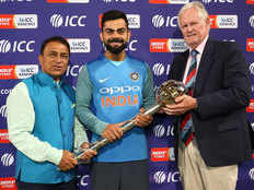indian skipper virat kohli to receive test championship mace from icc