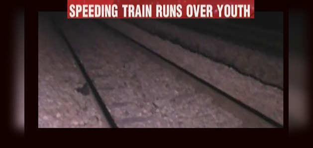 हापुड़: लाइन पार करते हुए ट्रेन की चपेट में आए 6 युवक, मौत