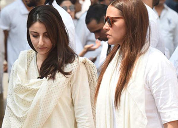सोहा अली खान और नेहा धूपिया