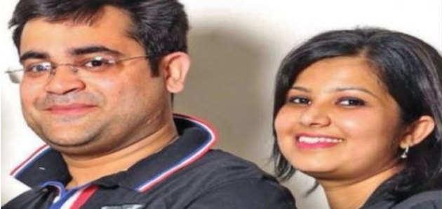 इंदिरापुरममें पति-पत्नी की लाश बाथरूम में मिली