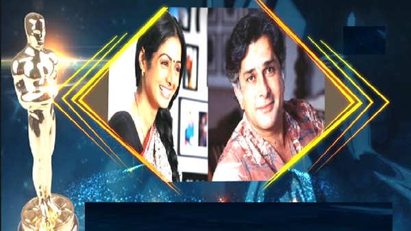oscar 2018 sridevi shashi kapoor remembered at the award show