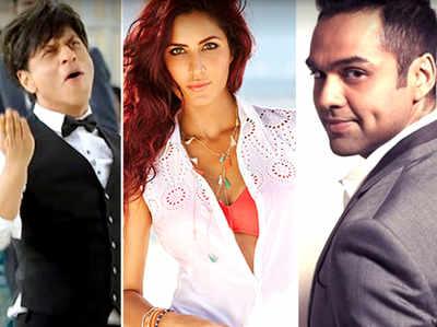 शाहरुख खान, कटरीना कैफ और अभय देओल