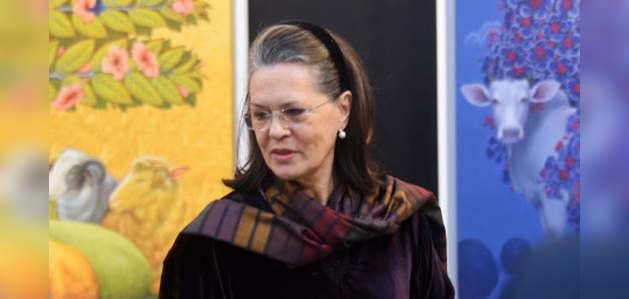 सोनियागांधी ने विपक्ष के नेताओं को 13 मार्च को डिनर पर बुलाया