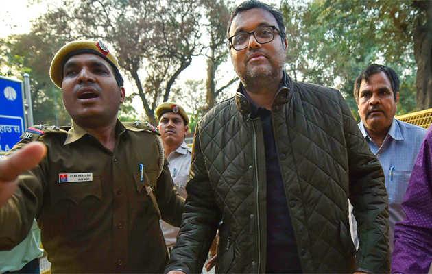INX मीडिया केस: 12 मार्च तक CBI को मिली कार्ति चिदंबरम की कस्टडी