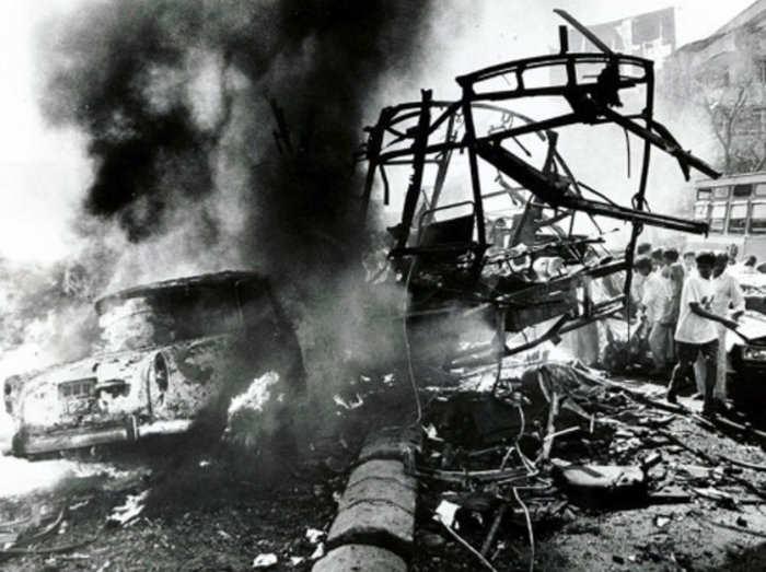 फाइल फोटो: मुंबई धमाके