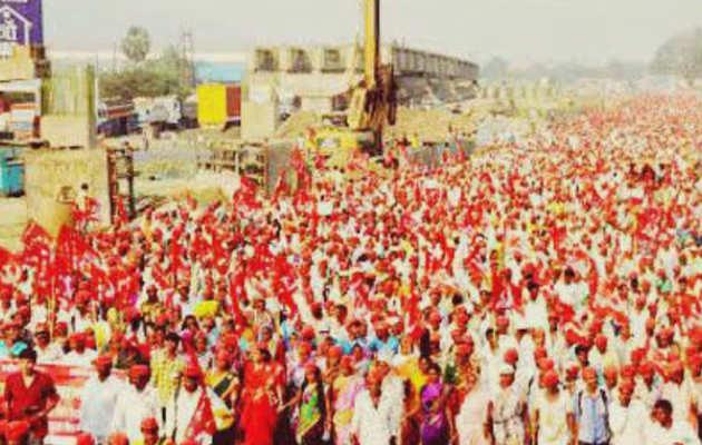 महाराष्ट्र: आखिर क्यों 30 हजार किसान कर रहे हैं विधानसभा का घेराव?