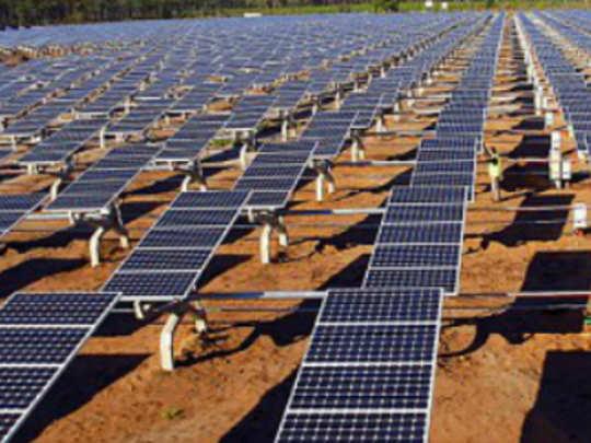 'सौर ऊर्जेसाठी जोखीममुक्त पतपुरवठा हवा'