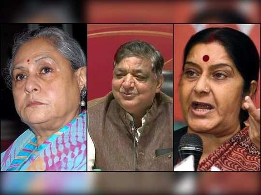 জয়া বচ্চন 'নাচনেওয়ালি'! BJP নেতার মন্তব্যের নিন্দায় সুষমা