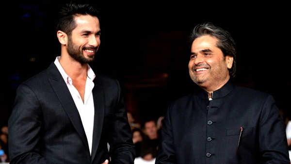 shahid kapoor to collaborate with vishal bhardwaj for the fourth time