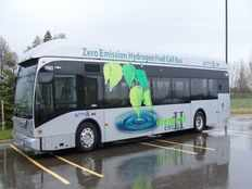 Indias First Hydrogen Fuel Cell Bus Is Here Emits Water Not Pollutants