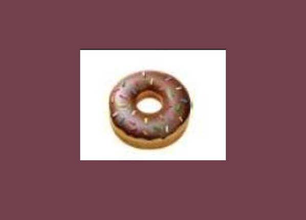 डोनट सिंबल माना जाता है...