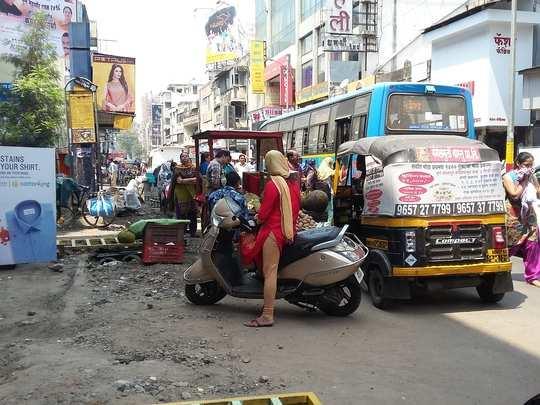 लक्ष्मी रोड की नरक रोड