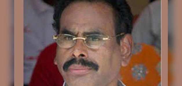 चेन्नै के अस्पताल में शशिकला के पति नटराजन मरुथप्पा का निधन