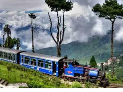 टॉय ट्रेन (फाइल फोटो)