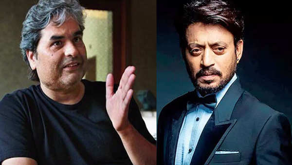 will start film when warrior irrfan khan returns says vishal bhardwaj