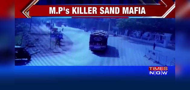 मध्य प्रदेश: रेत माफिया के खिलाफ खबर लिखने वाले पत्रकार की ट्रक से कुचलकर मौत