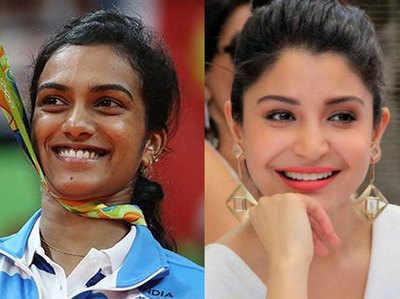 फोर्ब्स '30 अंडर 30 एशिया' लिस्ट में पीवी सिंधु और अनुष्का शर्मा