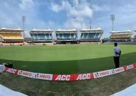 MA Chidambaram Stadium, Chennai