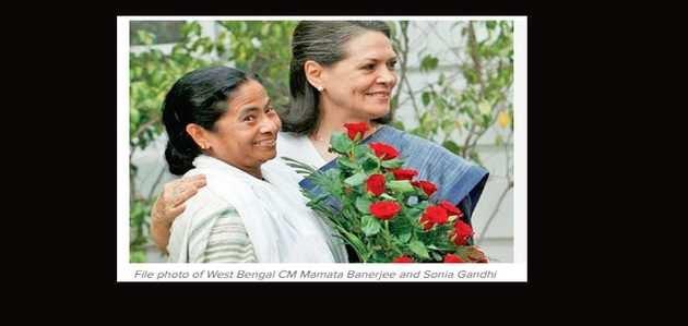 BJP के खिलाफ विपक्ष को एकजुट करने के मिशन पर ममता बनर्जी, सोनिया गांधी से की मुलाकात
