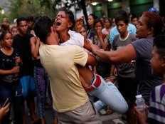 venezuela jail fire killed at least 68