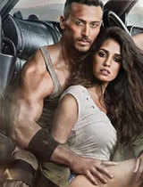 baaghi 2 movie review in hindi