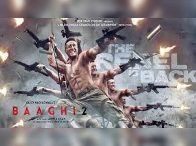रिलीज हो गई टाइगर की 'बागी-2', क्या कहती है पब्लिक?