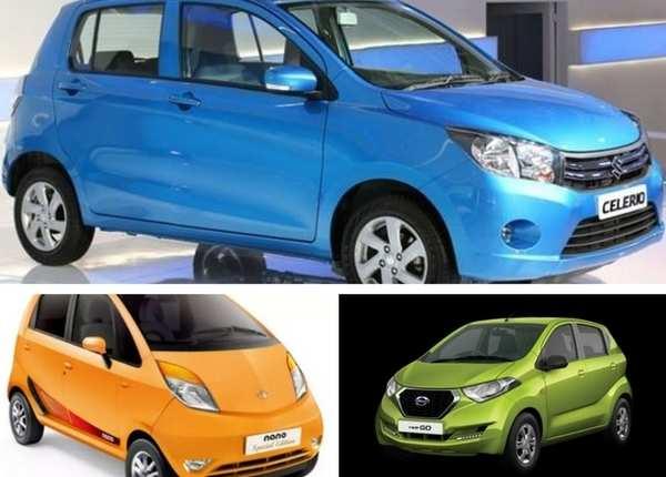 पांच लाख रुपए से भी सस्ती हैं ऑटोमैटिक ट्रांसमिशन से लैस ये कारें