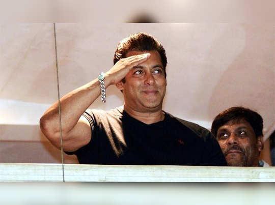 Salman: सल्लूनं मानले चाहत्यांचे आभार