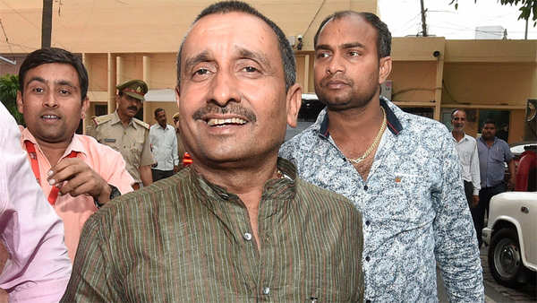unnao rape case accused bjp mla kuldeep singh sengar sent to 7 day cbi custody