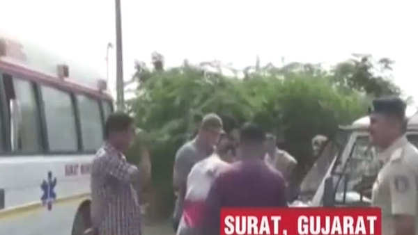 surat 11 year old girl raped tortured for 8 days