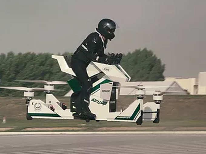 स्कॉर्पियन 3 होवर: लीजिए! आ गई उड़ने वाली इलेक्ट्रिक बाइक