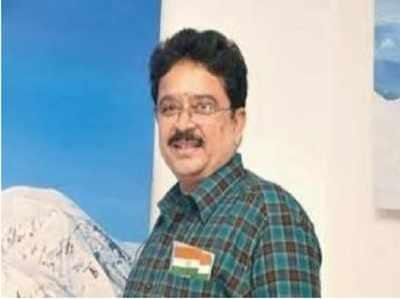 फाइल फोटो: ऐक्टर और पूर्व विधायक एस वी शेखर