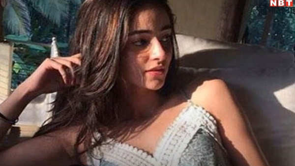 know more about chunky pandeys daughter ananya pandey